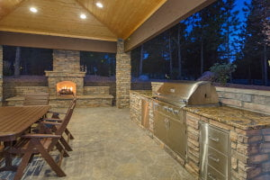 Does My Outdoor Kitchen Need to Be Covered? And How?