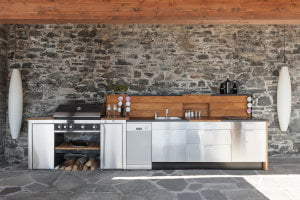 """10 Clever Answers To """"Why Build an Outdoor Kitchen"""" Question"""