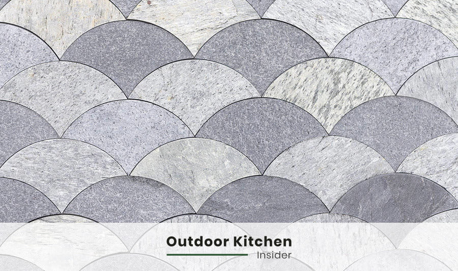 How finishes influence covered outdoor kitchen cost?