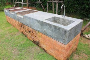 How to and Where to Drain an Outdoor Kitchen Sink [4 Ideas]