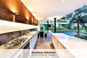 14 Modern Outdoor Kitchen Ideas & Designs to Die For