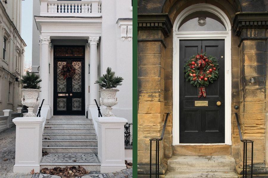 front door ideas doorknob