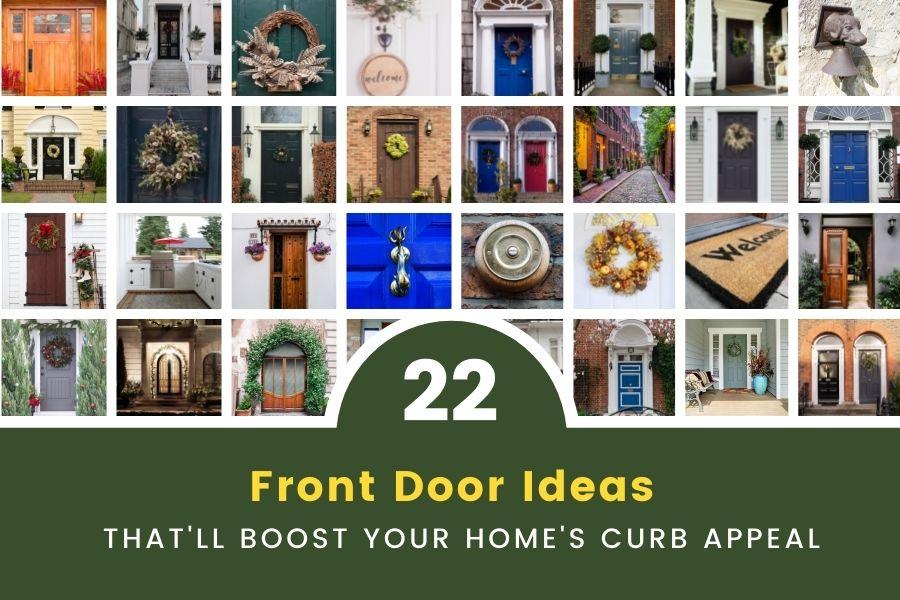front door ideas decor